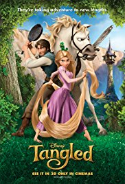 The Griya Movie Night - Tangled
