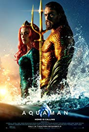 The Griya: Movie Night - Aquaman 2018