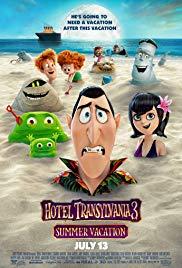 The Griya: Movie Night - Hotel Transilvania 3 (Summer Vacation) - 2018