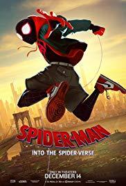 The Griya: Movie Night - Spider-man Into The Spider Verse 2018