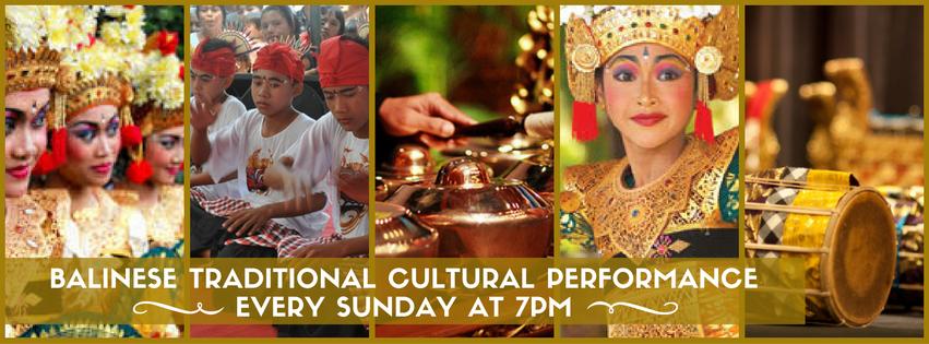 The Griya : Balinese Dance Show
